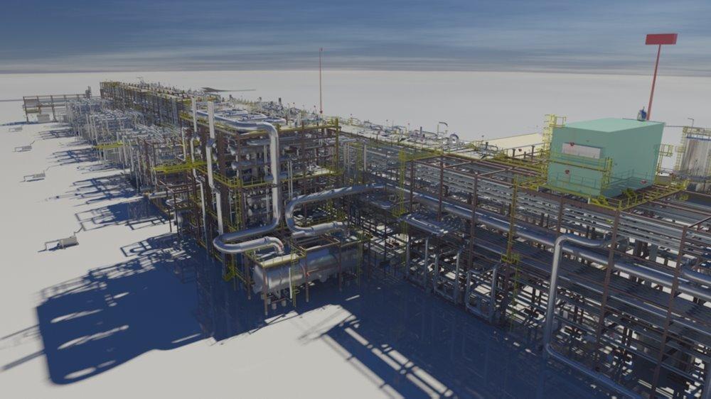 Bantrel - Surmont II Project